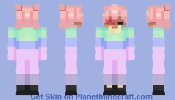 ayyy it's pride month Minecraft Skin