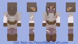 Um interesting title Minecraft Skin