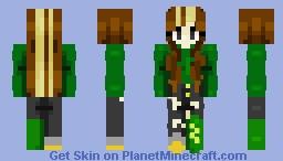 advxnture (FS) Minecraft Skin