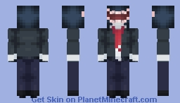 𝒻𝒶𝓃𝒸𝓎 𝓌𝒽𝑒𝓃𝑔𝓊𝒾𝓃 - ☨Ɗαωηιє☨ Minecraft Skin