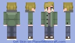 Ethan Winter's [Resident Evil 8/Village] Minecraft Skin