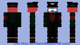 Confederate States of America//CountryHumans Minecraft Skin