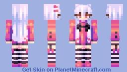 ♡ 𝓿𝒶𝓁𝓀𝓎𝓇𝒾𝑒𝓃 ♡ fallen | fs Minecraft Skin