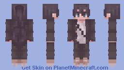 Ritsuka Uenoyama || Given Minecraft Skin