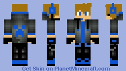 Alex2mine111 Bro-Z Perfect Official skin Minecraft Skin