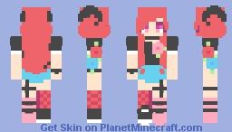♡ 𝓿𝒶𝓁𝓀𝓎𝓇𝒾𝑒𝓃 ♡ 400   rc Minecraft Skin