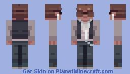Baby Driver Minecraft Skin
