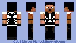 Battleready Badass Minecraft Skin