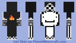BadDreamNapNotFound Minecraft Skin