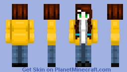 "*~""This petite girl short as can be""~* Minecraft Skin"