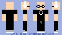 Bald Mini Ladd Minecraft Skin