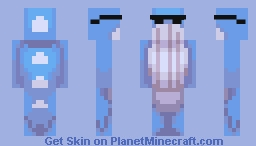 Whale BU Minecraft Skin
