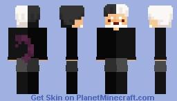 cool shiba :} Minecraft Skin