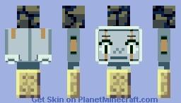 Balrog - Cave Story Minecraft Skin