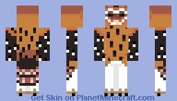 Barn Owl Minecraft Skin