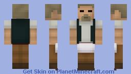 Bartender (Sheared Ram)   OSRS Minecraft Skin