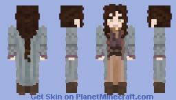 Misty Blue Coat [LOTC] Minecraft Skin