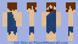 POSEIDON! Minecraft Skin
