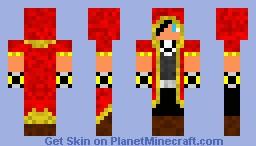 just plane EPIC Minecraft Skin