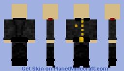 Federation basic uniform vol. 1 Minecraft Skin