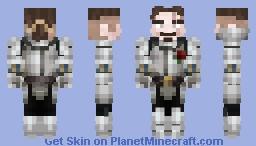 [LoTC] Bastien De La Roche (Armor) Minecraft Skin