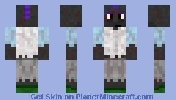 Batclone (survivalist) Minecraft Skin