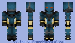 Azrael - Custom Suit | Justice Craft Skin
