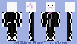 Battle Bunny Minecraft Skin