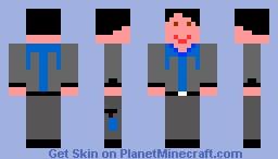 Bauarbeiter Minecraft Skin