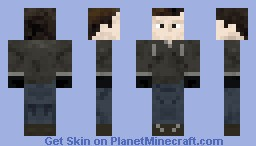 The Bay Harbor Butcher Minecraft Skin