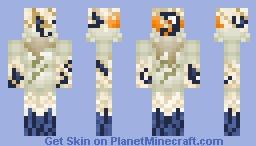 disguised alien Minecraft Skin