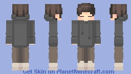 Thats me in the moment (2020) Minecraft Skin