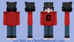 Backdead's request Minecraft Skin