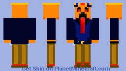ConnConn43's skin Minecraft Skin
