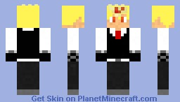 Primo - Hitman Reborn Minecraft Skin