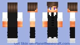 Good Boy Minecraft Skin