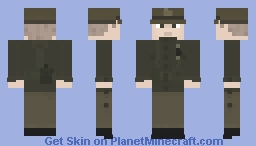 Private, Royal 22e Régiment in Training, Germany 1965 Minecraft Skin