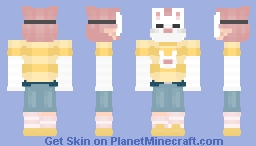 Bunny Crime? Minecraft Skin