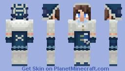 🎀𝓑𝓸𝓾𝓭𝓸𝓲𝓻 𝓓𝓻𝓮𝓪𝓶🎀 Minecraft Skin