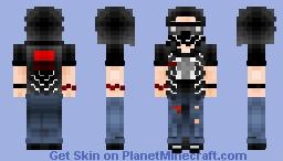 Watch Dogs 2: Wrench Minecraft Skin