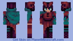 Depth of the Nether ★ CE Minecraft Skin