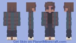 Skater Boy ~ᎷᏰ Minecraft Skin