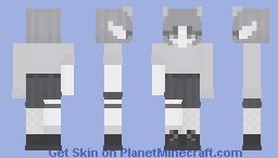 ꜰᴇᴇʟɪɴɢ ᴊᴜꜱᴛ ꜰɪɴᴇ Minecraft Skin