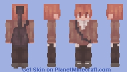 Mafuyu Sato  || Given Minecraft Skin
