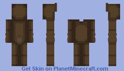 Bear Onesie | Matching series | Slim Minecraft Skin