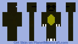 Bear with Sunglasses Minecraft Skin