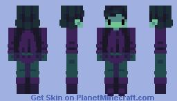 Deleted Mob: Beast Boy // + speedpaint video Minecraft Skin