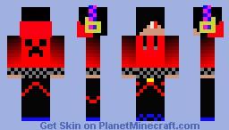 Super hot guy all the girls will love u Minecraft Skin