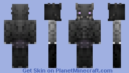 A Mysterious Creature Wearing Boxer Shorts ! Minecraft Skin