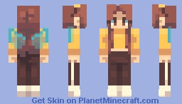Bee Happy [not for the contest btw lol] Minecraft Skin